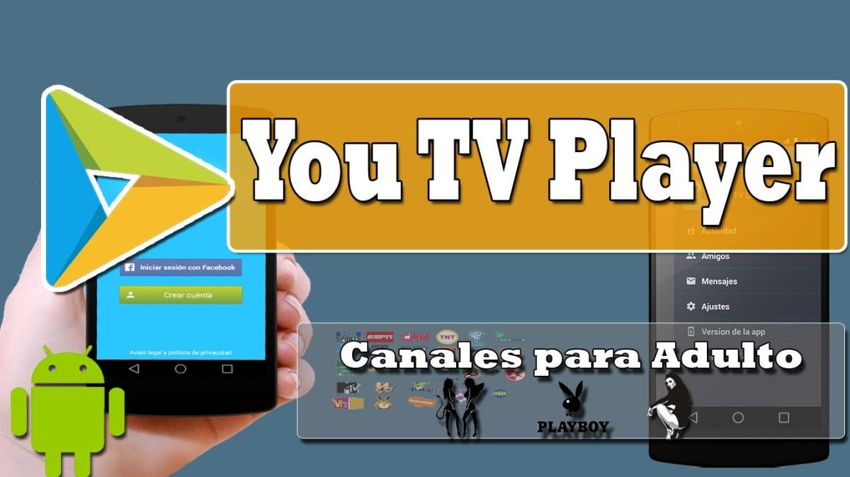 YouTvPlayer-TV en tu Android – APK Por MEGA